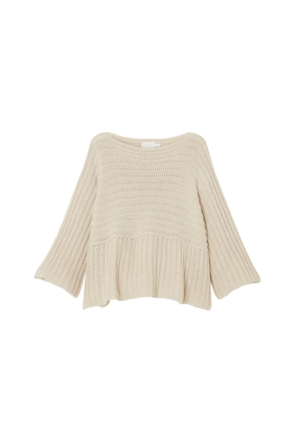 Driftwood Knit | Honey | Bamford