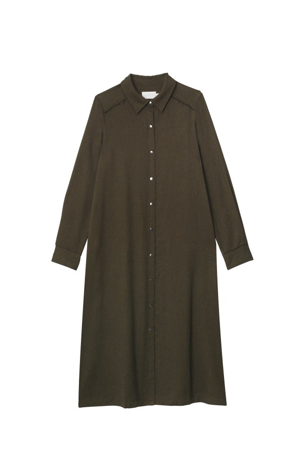 Mary Shirt Dress