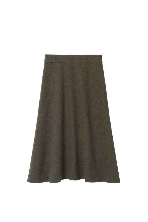 6074 JENNY-SKIRT-EARTH FRONT