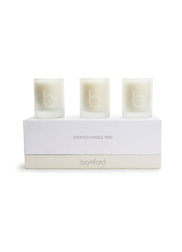 Votive Trio of Scented Candles
