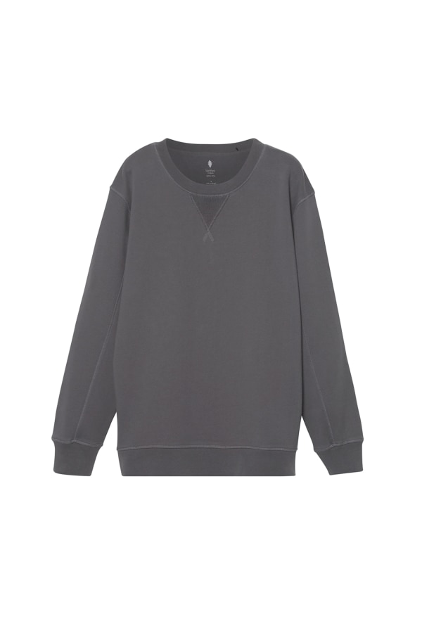 Bamford | Sweatshirt Top Grey