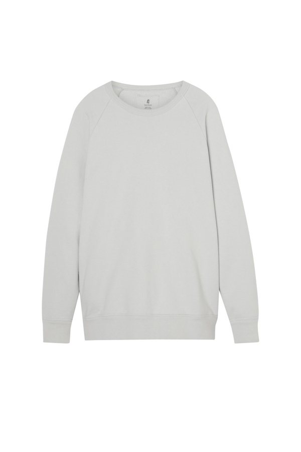 Mens Sweatshirt | Chalk | Bamford