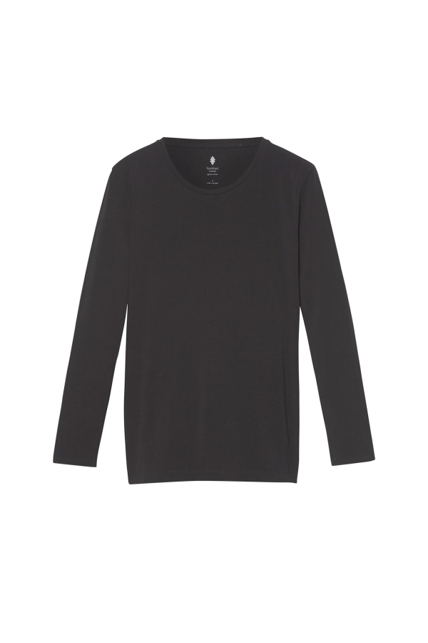 Bamford | Skinny Basic Top Black