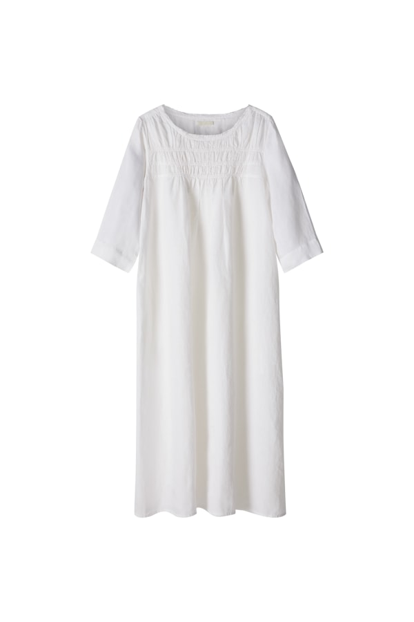 Darling Dress | white | Bamford