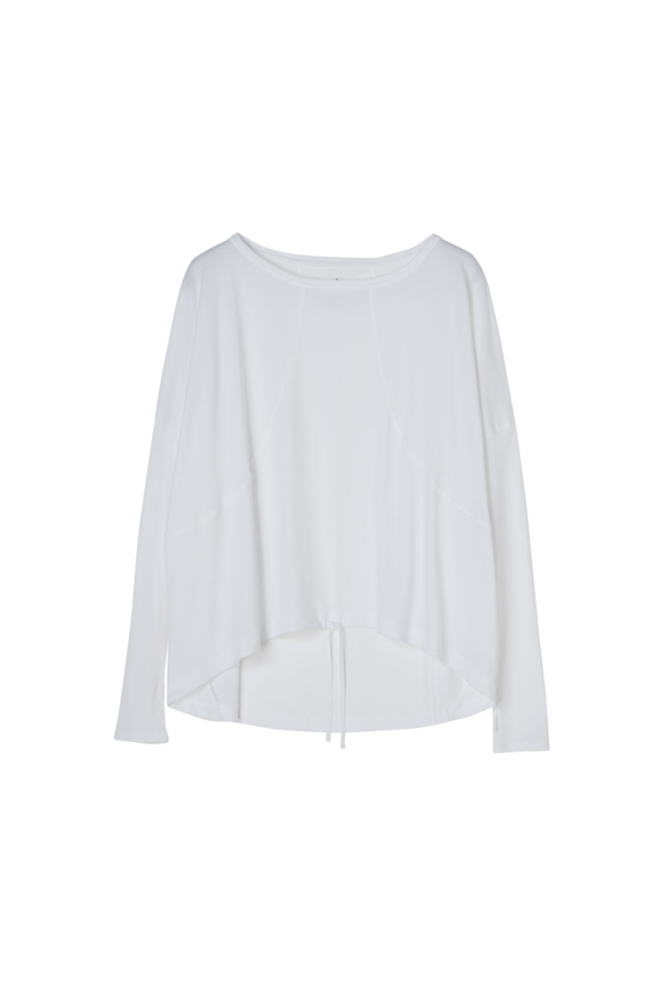 Breathe Top | White | Bamford