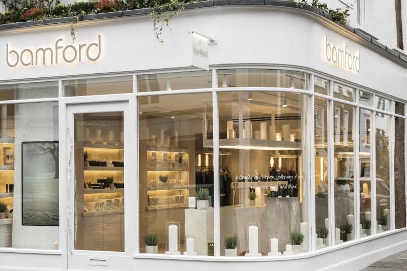 Bamford Wellness Spa Brompton Cross