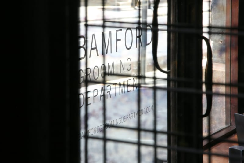 Bamford Grooming Department City