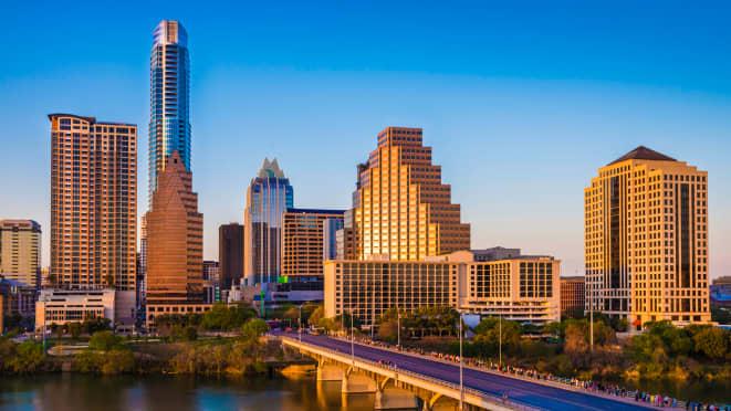 Austin office - Austin Texas