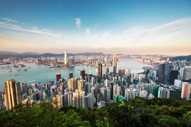 Hong Kong office -