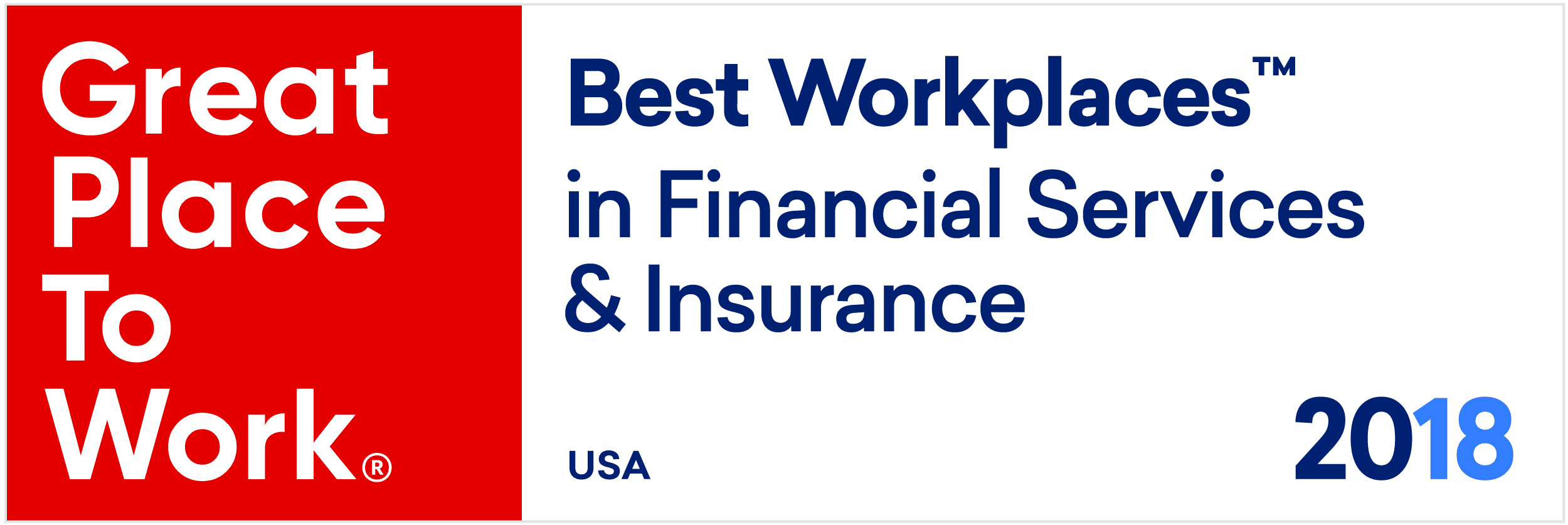 "BAM was named one of the ""Best Medium Workplaces"" by the Great Place to Work Institute and Fortune Magazine"