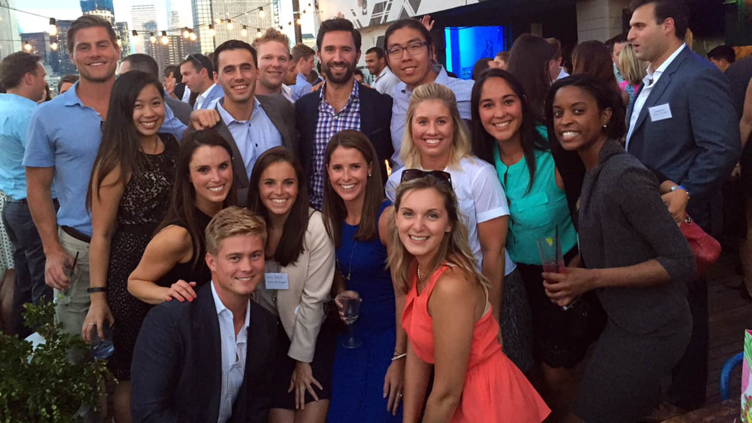 Hedge Fund Cares Summer Social Event