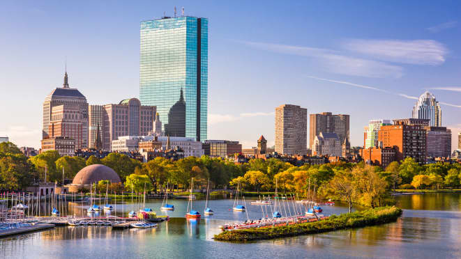 Boston office - Boston