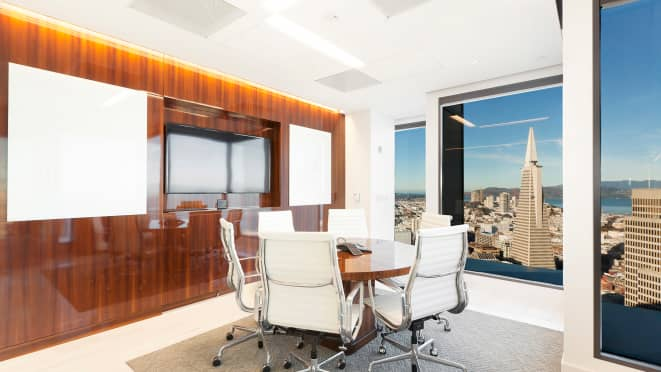 San Francisco office - Conference room