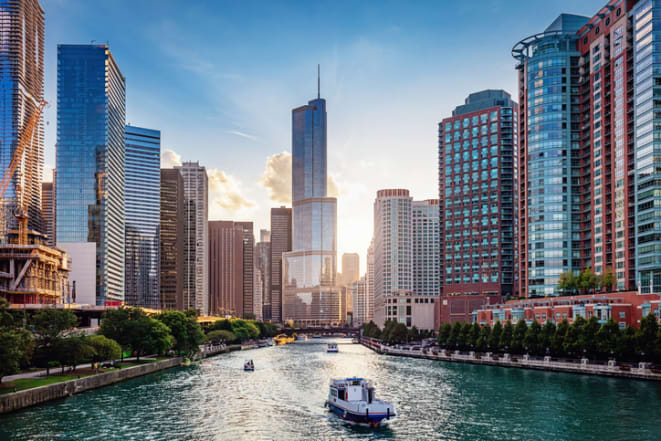 Chicago office -