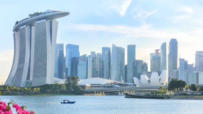 Singapore office - Singapore cityscape