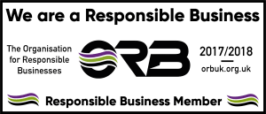 Organisation for Responsible Businesses (ORB). Responsible Business Member