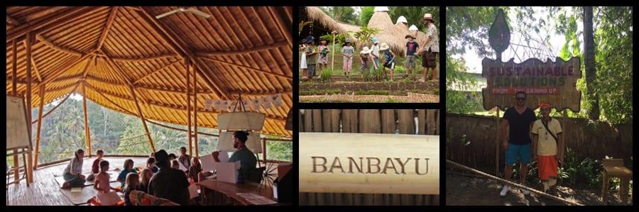 Green School Bali - Banbayu