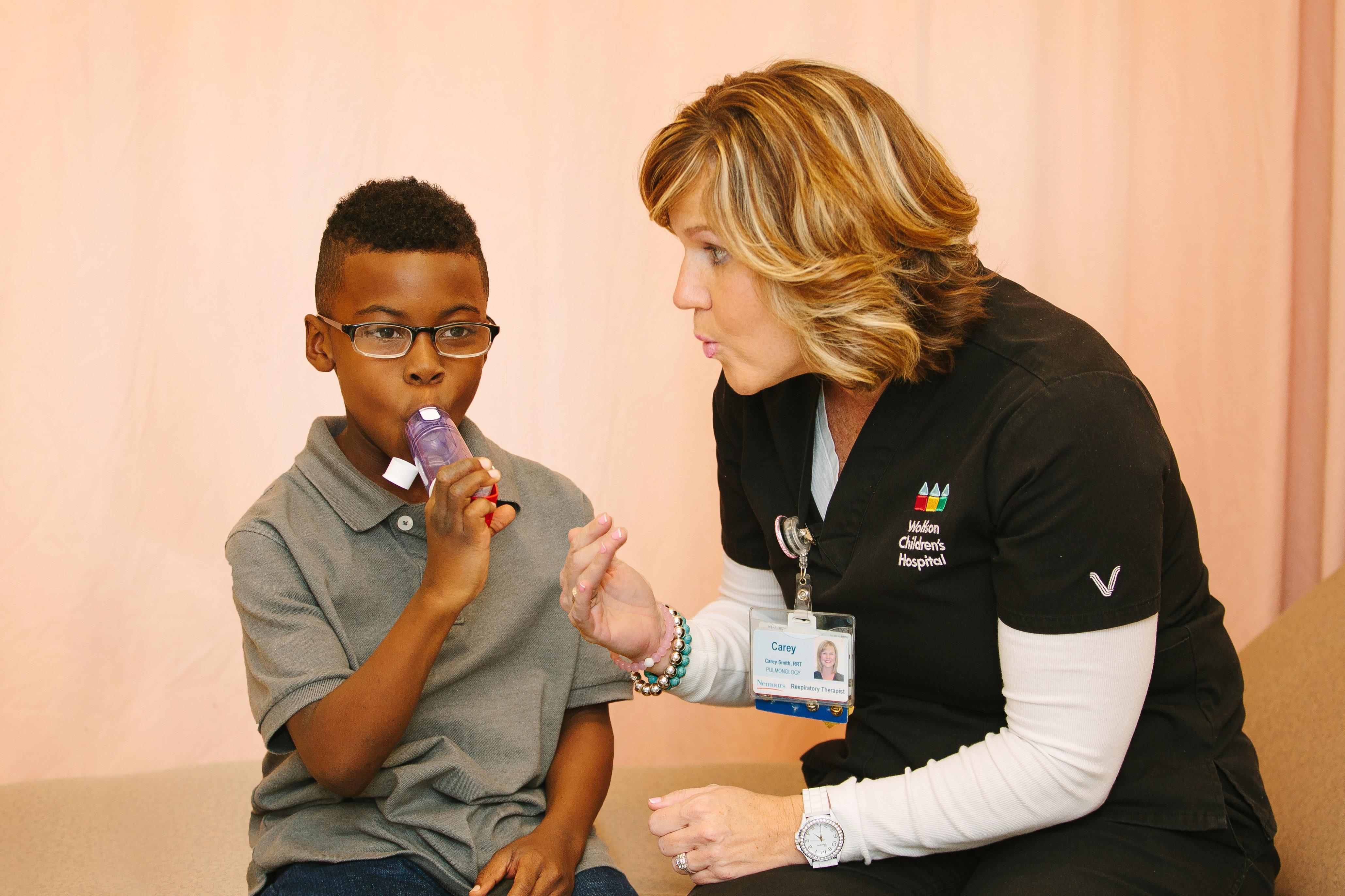 Wolfson Children's Asthma Support