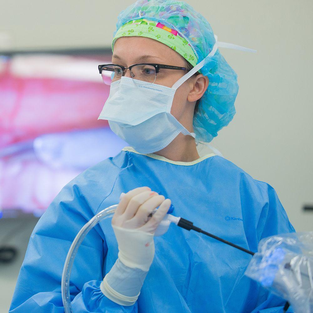 Wolfson Children's Hospital Minimally Invasive Surgery