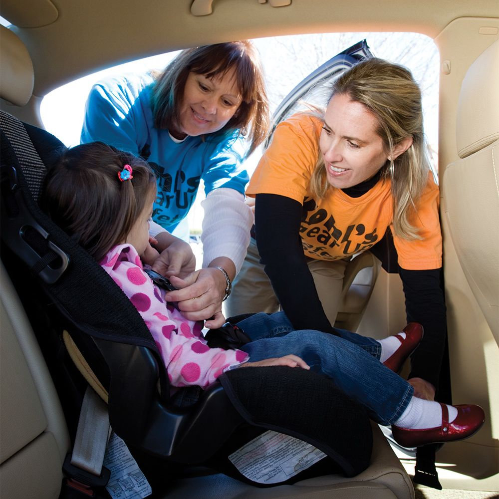 Wolfson Children's Hospital Car Safety