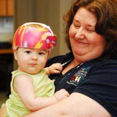 Wolfson Children's Hospital Laser Cranial Scanning