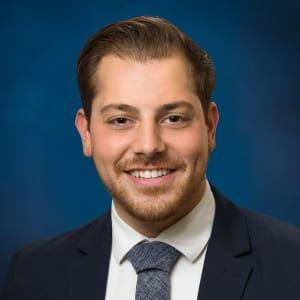 Photo of Anthony  Vecchione, PharmD, PGY-1 Pharmacy Resident with Pediatric Emphasis at Wolfson Children's Hospital
