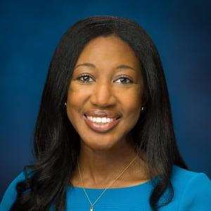 Photo of Atinuke Ogunsan, PharmD, BCPS, Residency Preceptor - Adult Cardiology at Wolfson Children's Hospital