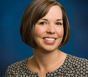 Photo of Petra Estep, PharmD, MHA, CPh, BCPS, Adult Clinical Coordinator and Residency Preceptor – Drug Information at Wolfson Children's Hospital