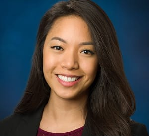 Photo of Victoria Nguyen, PharmD, PGY-1 Pharmacy Practice Resident  at Wolfson Children's Hospital