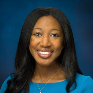 Photo of Atinuke Ogunsan, PharmD, BCPS, Residency Preceptor - Investigational Drug Pharmacist at Wolfson Children's Hospital