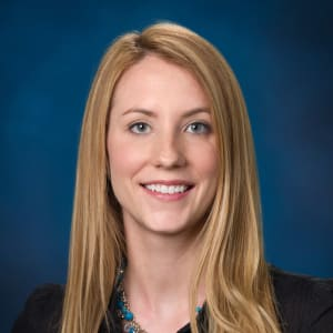 Photo of Lori Carlson, PharmD, Residency Preceptor: Adult Cardiology at Wolfson Children's Hospital