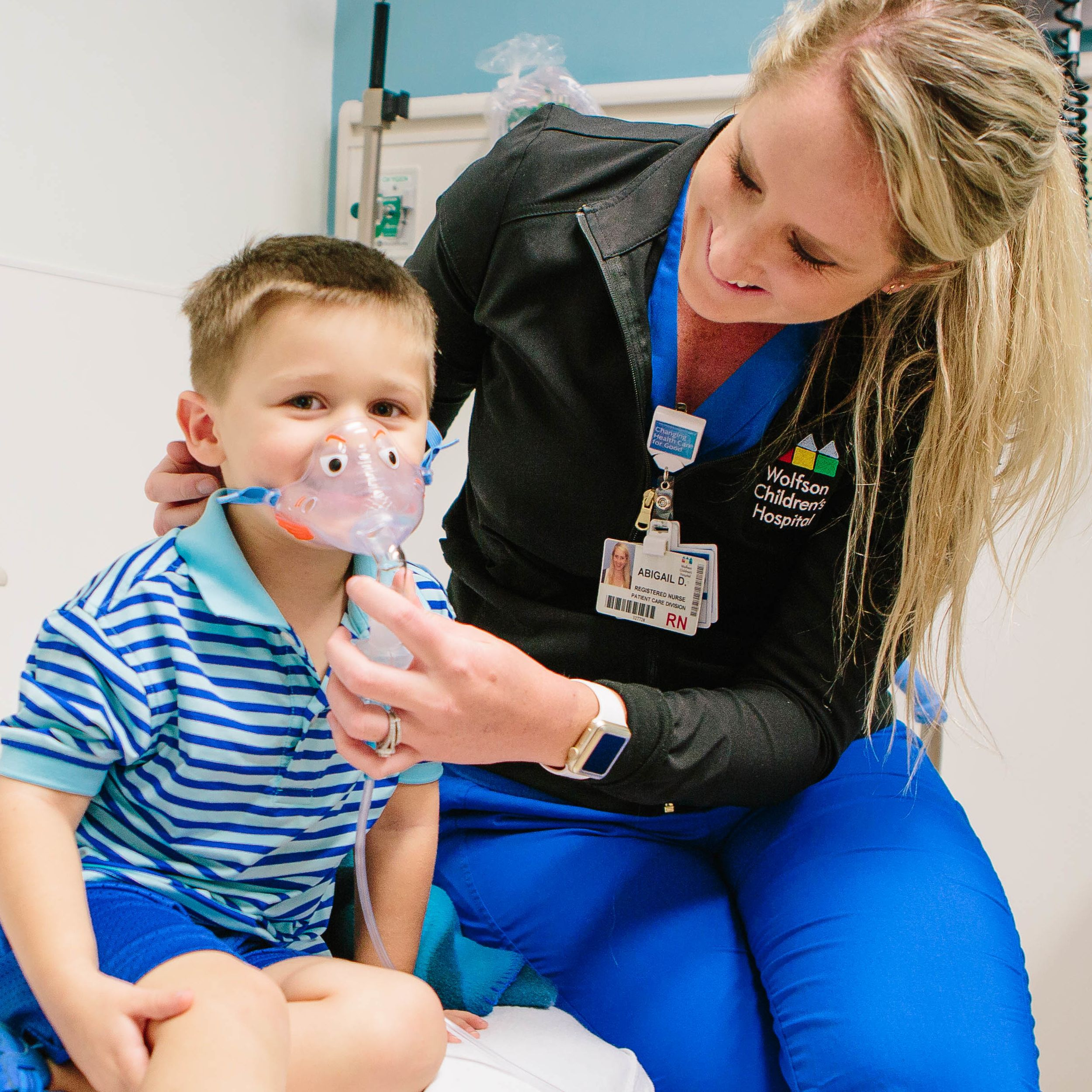 Wolfson Children's Hospital Lung and Respiratory Locations