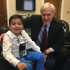 Wolfson Children's Hospital Legislative Advocacy