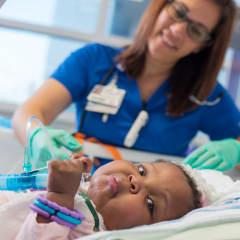 Wolfson Children's Hospital Caregiver