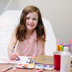 Wolfson Children's Hospital Art Program