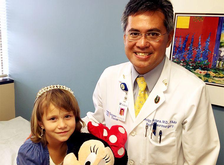 Wolfson Children's Hospital Jaya Cancer Story