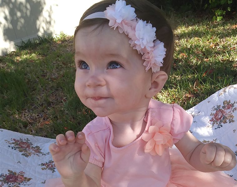 Wolfson Children's Hospital Olivia Brain Story