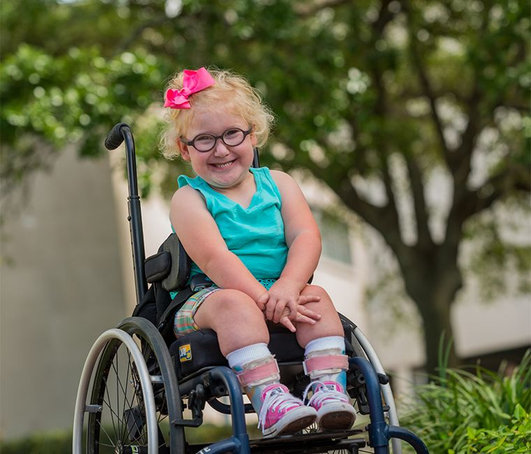 Wolfson Children's Hospital Norah Medically Complex Story
