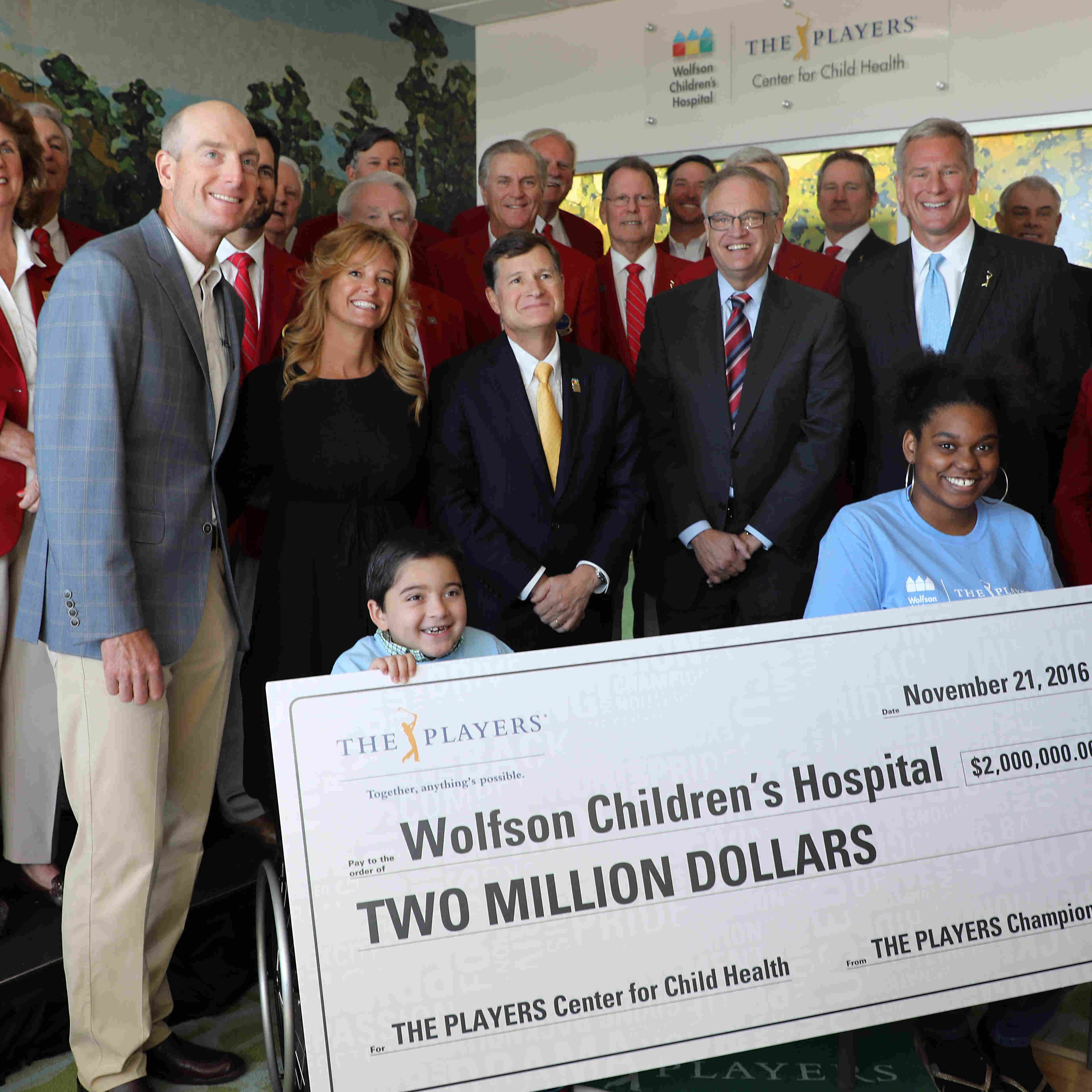 Give to Wolfson Children's Hospital