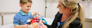 Wolfson Children's Hospital Lung and Respiratory
