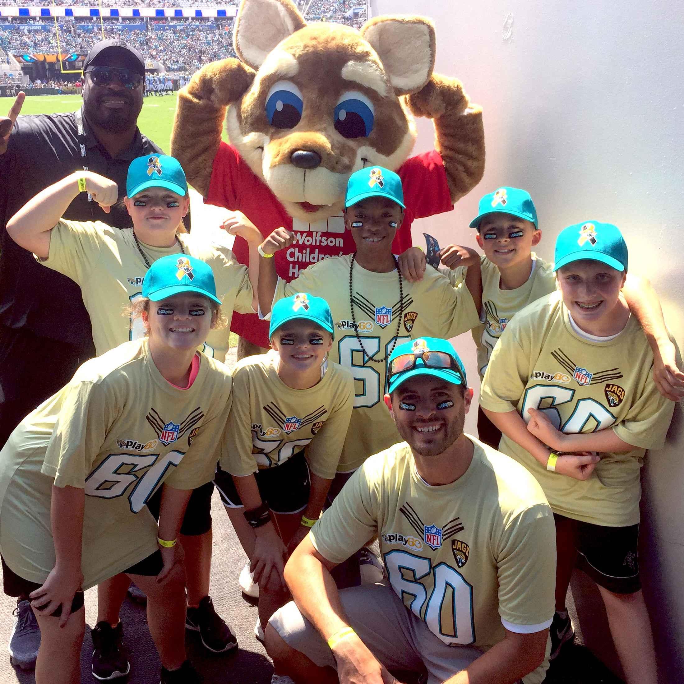 Wolfson Children's Hospital Health and Wellness