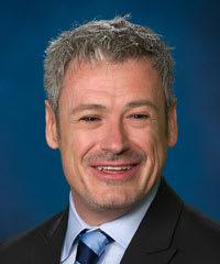 Photo portraift of Darin Roark, BSN, MBA, RN, FACHE