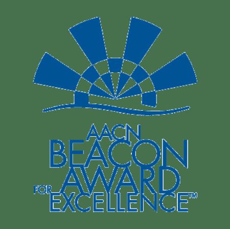 beacon award for excellence badge