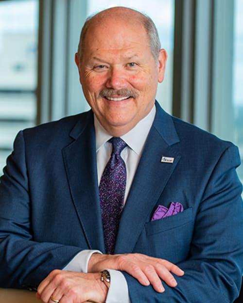 Photo portraift of Michael A. Mayo