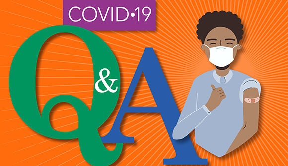 A physician explains whether you should still wear a mask after getting the COVID-19 vaccine.
