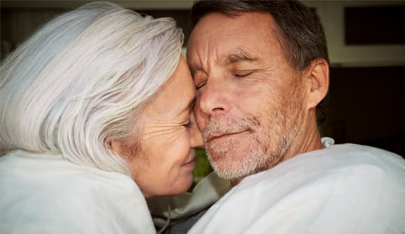 photo for Intimacy after stroke article
