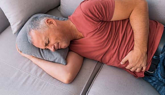 Diverticulitis signs and symptoms