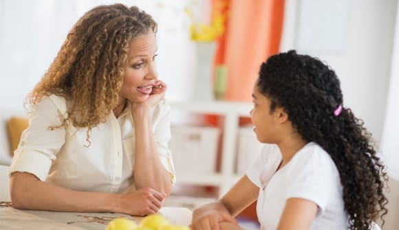 talking to your teen about puberty
