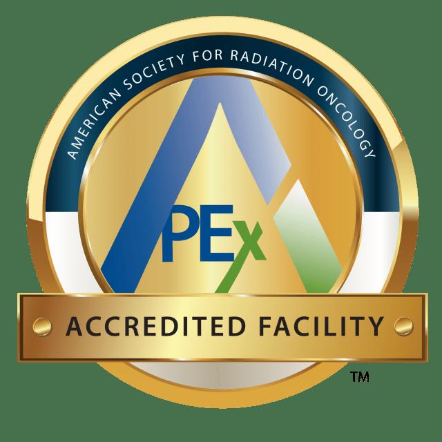 APEx accreditation badge