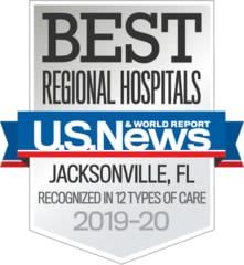 best regional hospital badge